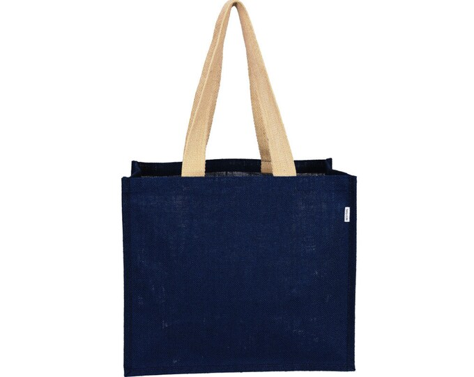 HAQIBA Large Jute Shopping Bag