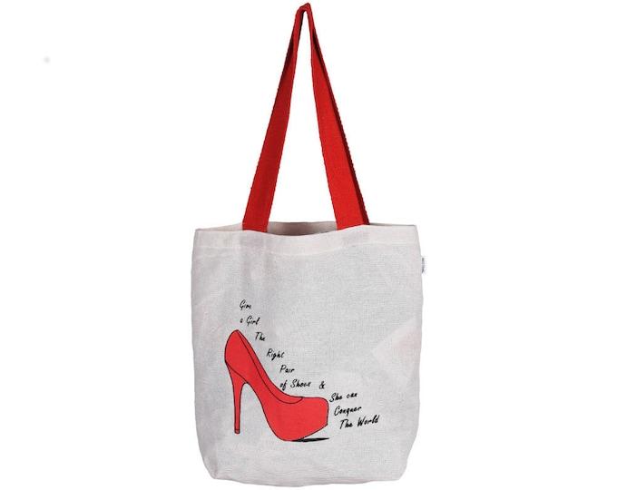 CANTA Cotton Tote Bag