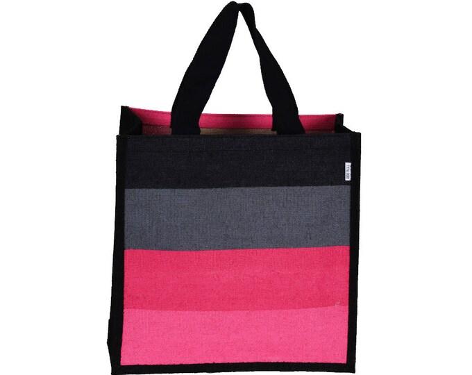 PUTEA Large Jute Tote Bag