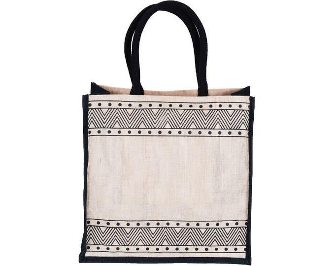 BHRASTA Juco Tote Bag