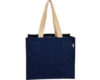 HAQIBA Large Jute Shopping Bag