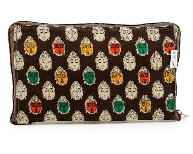 PEACE Canvas Foldable Tote Bag