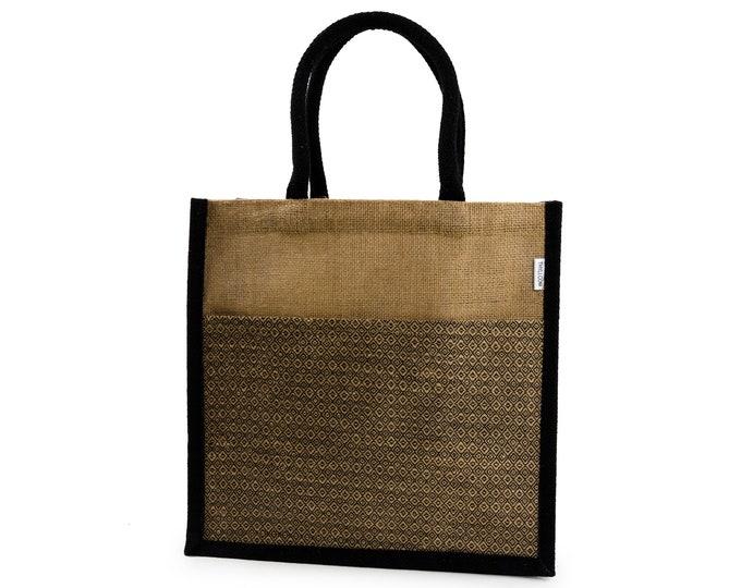 INGA Jute Tote Bag