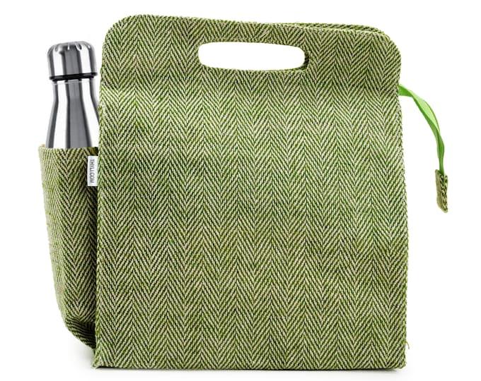 KAZUKO Jute Lunch Bag