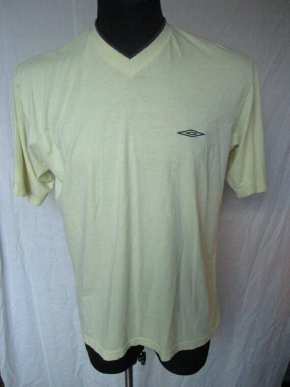 Umbro V Neck Mens T-Shirt