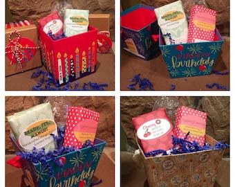 Happy Birthday Gift Boxes, Birthday Soap Gift Baskets, Birthday Gifts, Soap for Birthday, Birthday Soap, Birthday Celebration, Special Gift