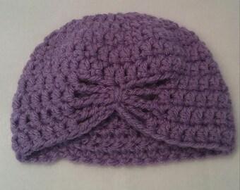 Newborn Sized Butterfly Hat