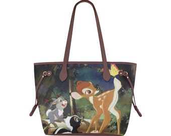 Bambi Disney Purse Disney World Bag Disney Purse Disney Bag Disneyland Purse Thumper Crossbody Purse Thumper Purse Bambi Bag
