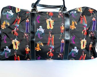 1073a659eafc Villains Travel Bag