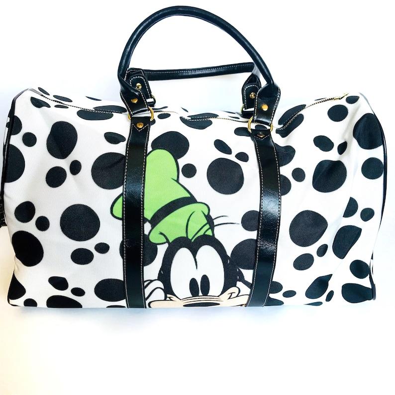 0c4bc3e68c03d Goofy Travel Bag | Goofy Duffel Bag | Disney Duffel Bag | Disney Travel Bag  | Disneyland Bag | Disney Suitcase | Disneyland Duffel Bag