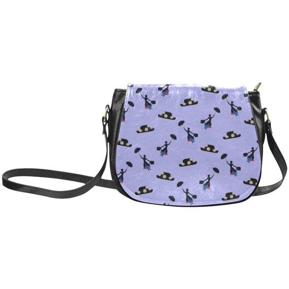 Mary Poppins bandoulière sac à main | Mary Poppins sac à main | Sac à main Disney | Sac de Disney | Sac fourre tout Disney | Sac à main Disneyland |