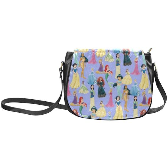 disney princess crossbody bag