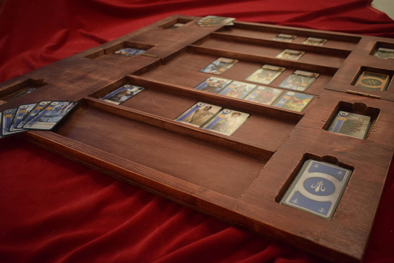 Gwent board witcher card game wild hunt geralt jaskier - Ciri gwent card witcher 3 ...