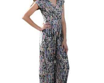 HENRIKE jumpsuit PDF sewing pattern 158-46 (Kids M - Womens XL)