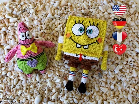 Ravelry: Crochet SpongeBob Pattern, Amigurumi SpongeBob Pattern ...   428x570