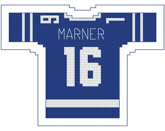 Mitchell Marner Toronto Maple Leafs Home Jersey 60b4c1deeb2d0
