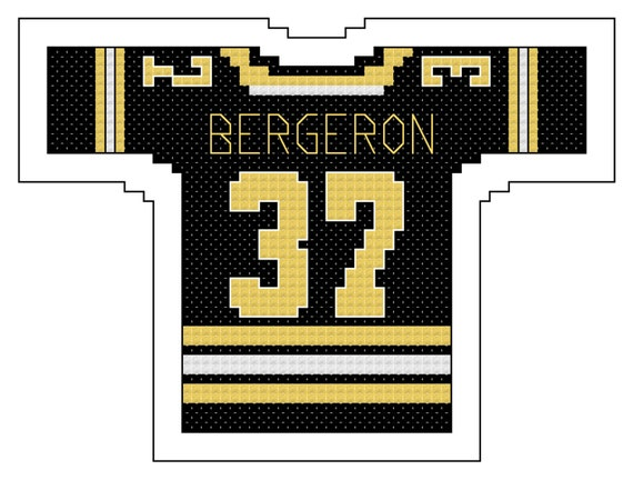 huge discount 1437c 2262b Patrice Bergeron Boston Bruins Home Jersey