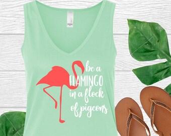 78be43fdc1907 Majestically Awkward flamingo SVG File. Flamingo svg flamingo