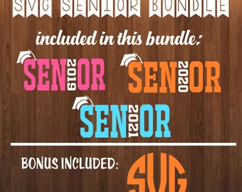 Bundle Seniors 2019 2020 2021 Bundle Svg Group Senior 2020 Svg Senior 2021 Svg Tshirt Svg Mockup Svgs Graduation Svg Cut Files Mockups Psd Custom Design