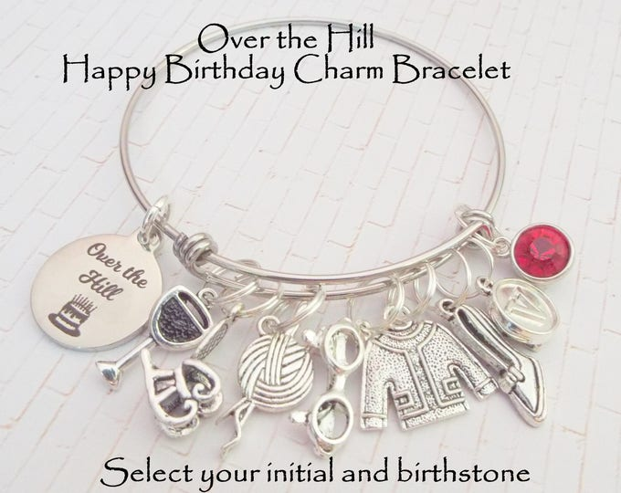 Birthday Gift for Her, Birthday Gift for Woman, Women's Birthday Gift, Birthday Gift for Friend, Custom Women's Jewelry, Personalized Gift