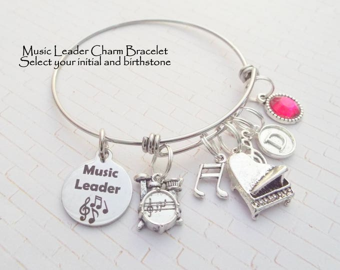 Music Leader Gift, Gift for Music Leader, Gift for Choir Director, Christian Jewelry, Personalized for Women, Gift for Her Womens Jewelry