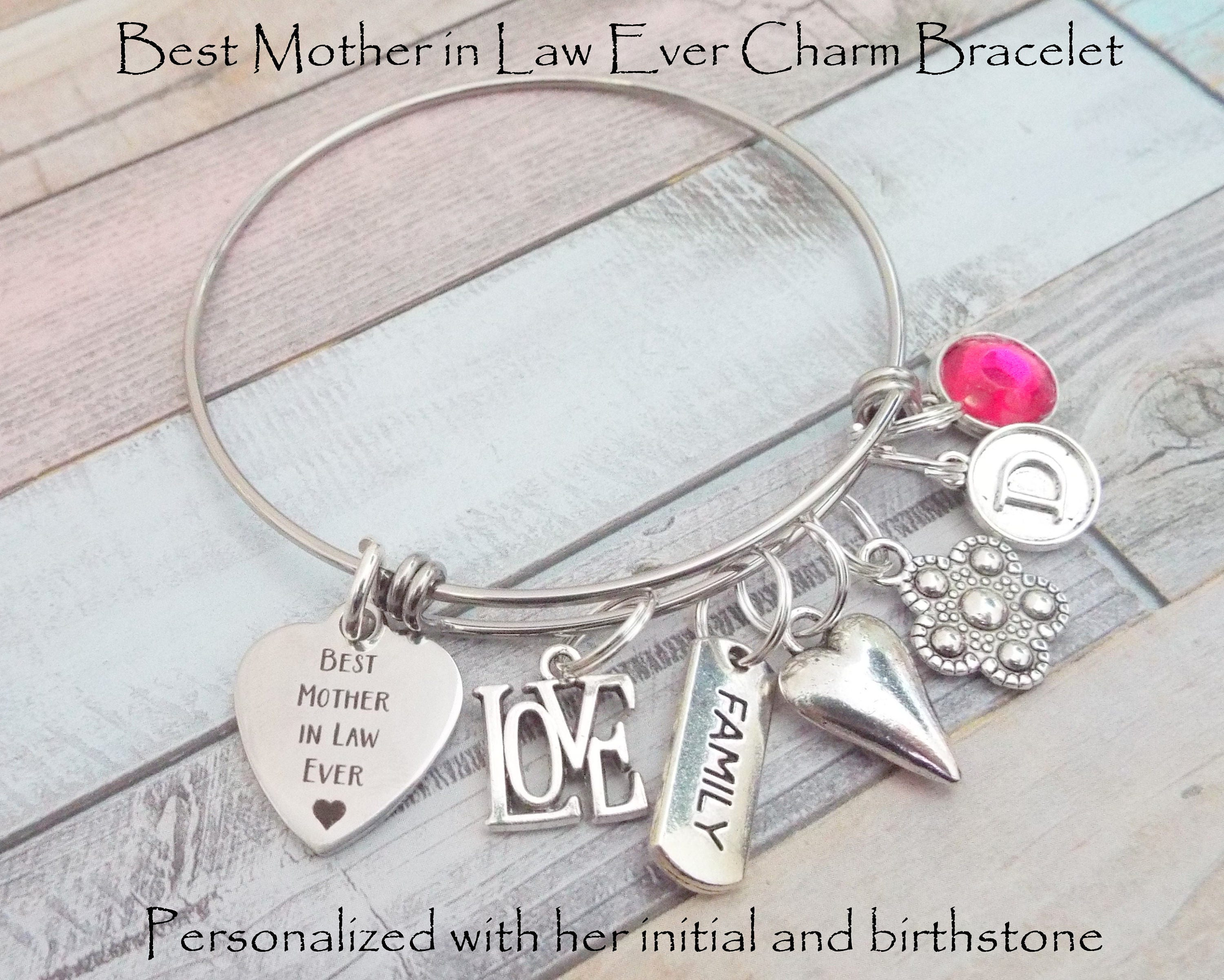 Law Gift Custom Jewelry For Mother Gallery Photo