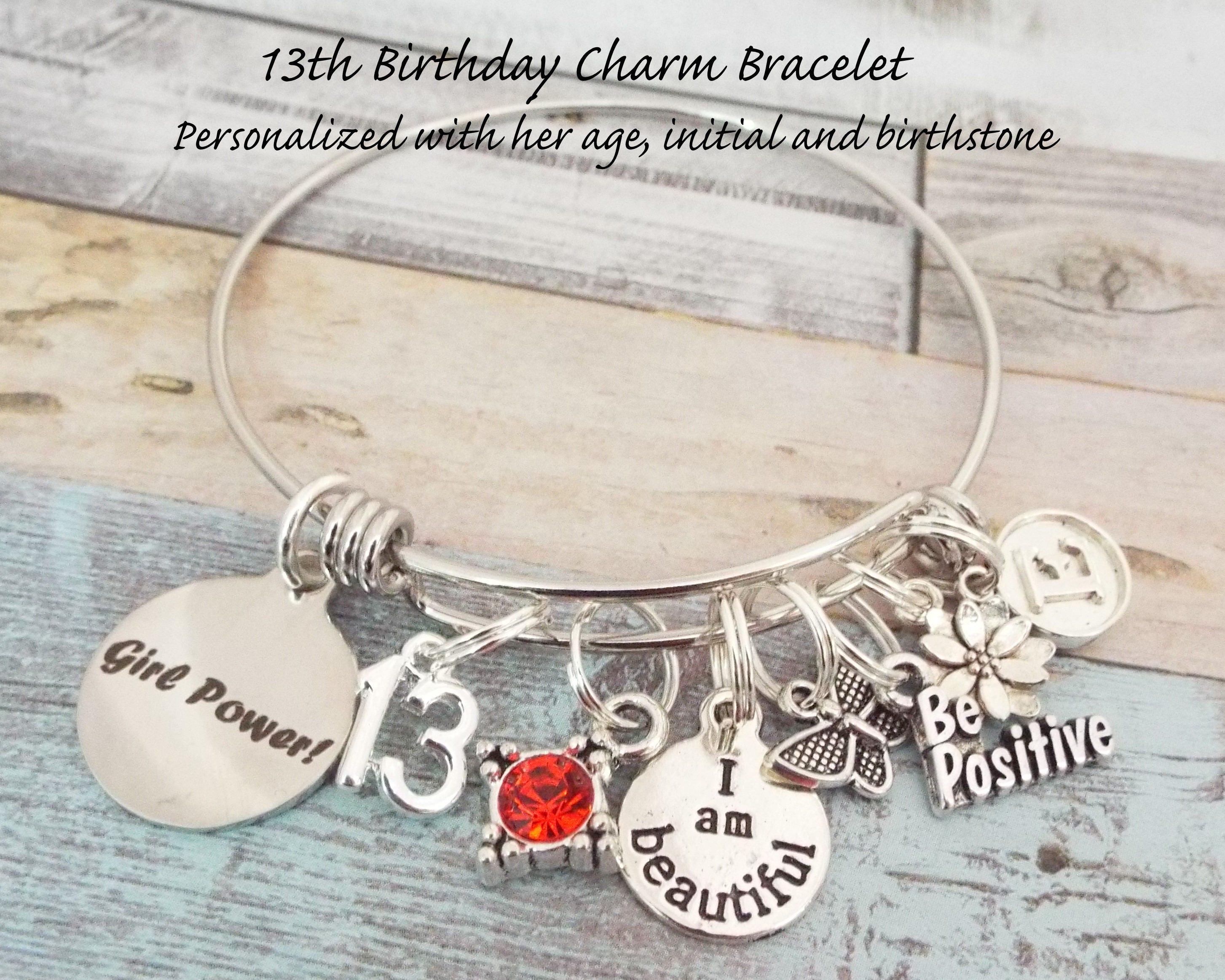 Geschenk für 13 Jahre altes Mädchen 13. Geburtstagsgeschenk | Etsy