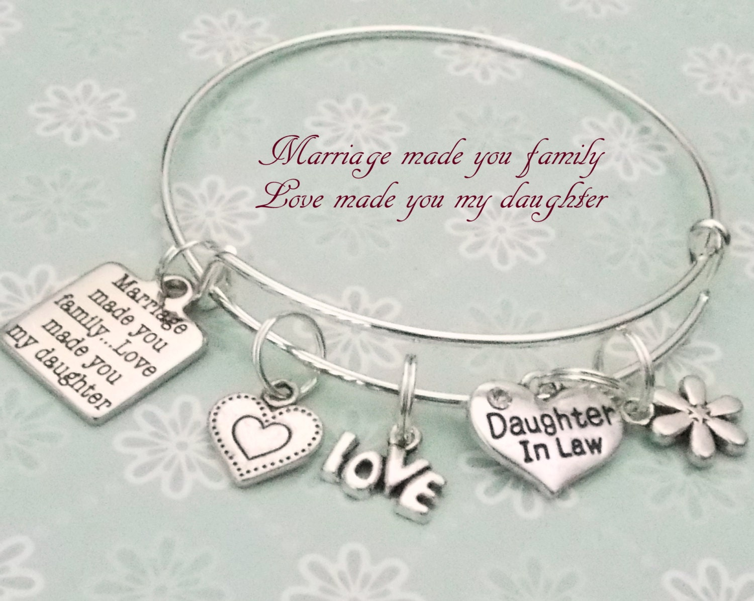 daughter in law gift, gift for daughter in law, mother to daughter