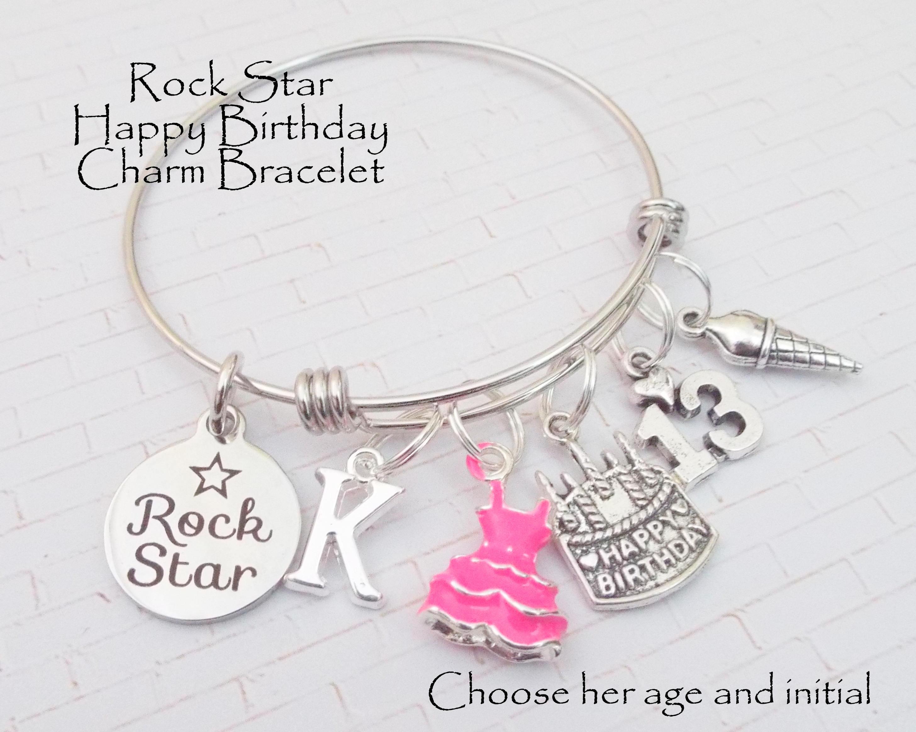 13th Birthday Girl Gift Idea For Teenager Jewelry Teenage Girlss