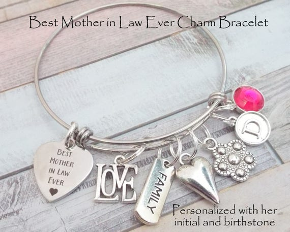 Gift Mother In Law Birthday Personalized