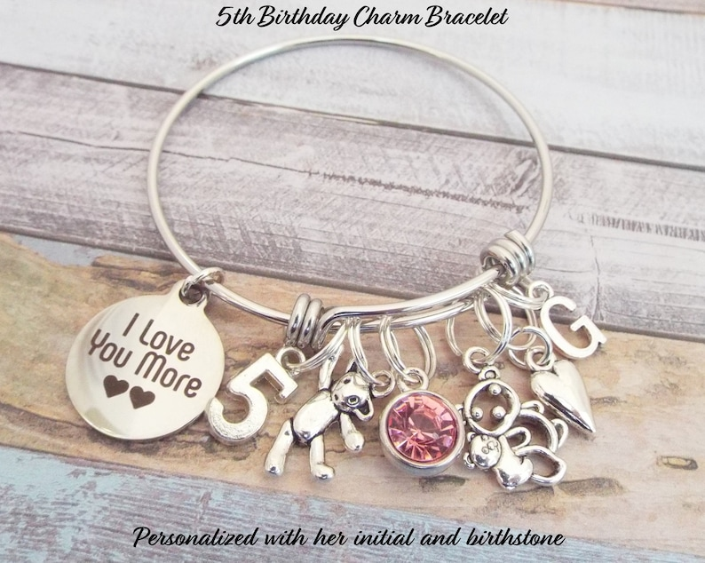 5th Birthday Girl Gift For Turning 5 Granddaughter