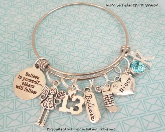 Birthday Gift Girl Niece Birthday Gift 13th Birthday Gift Etsy
