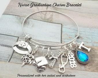 Nurse Graduation, Nursing Graduation Gift, Gift for Nurse Graduation, Nursing School Graduate, RN Gift, Gift for RN Graduate, Gift for Her