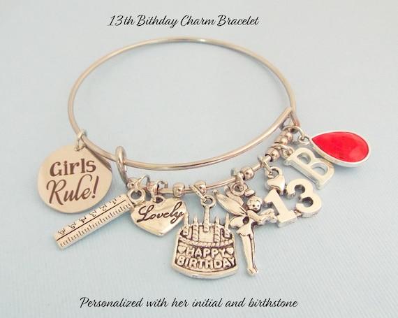 13th Birthday Gift For Girl Teenager Birthday Gift For Girls Etsy