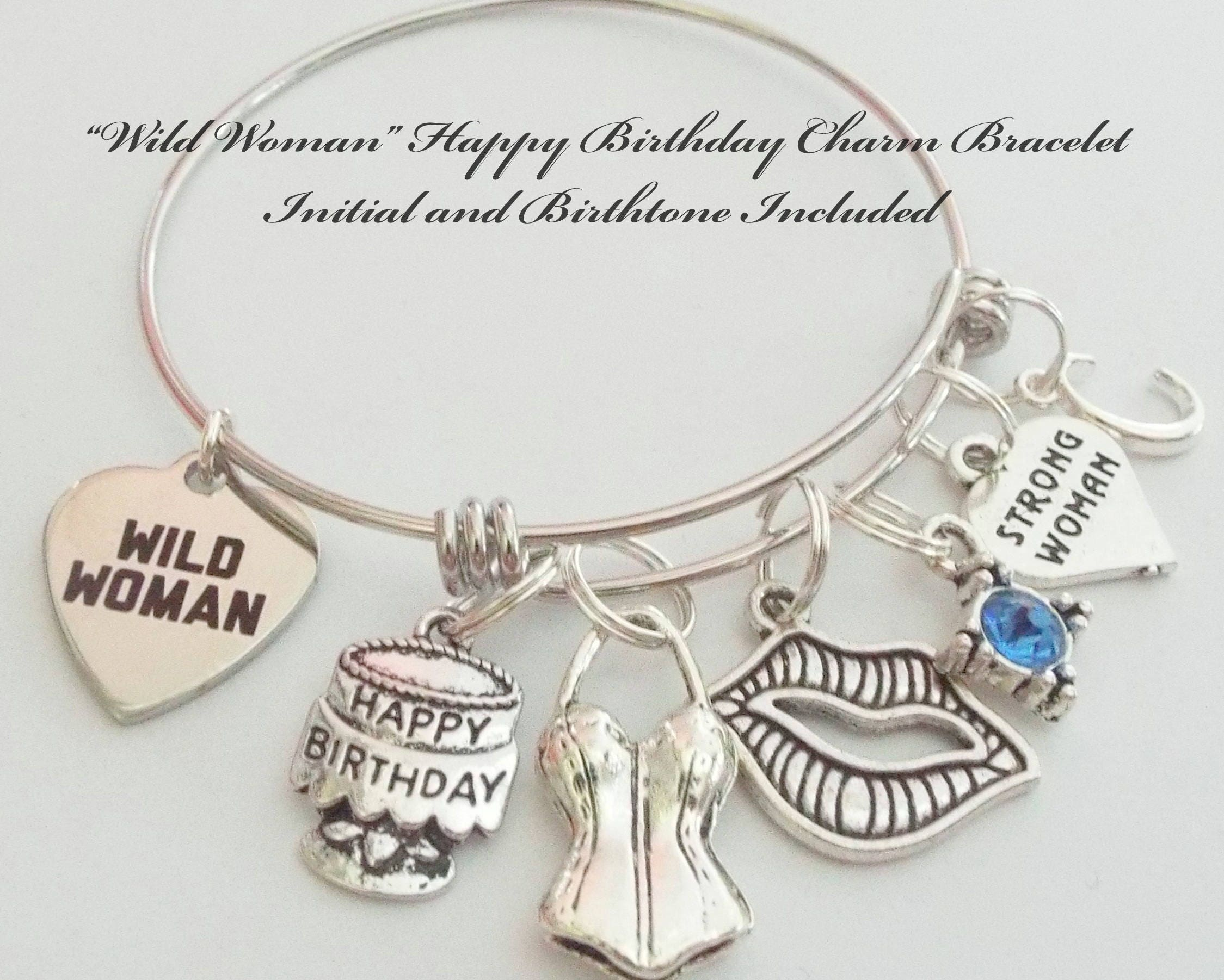Personalized Jewelry Gift Best Friend Birthday For Her Gallery Photo