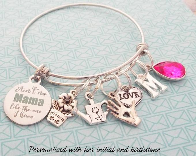 Mother Birthday Gift, Gifts for Mom, Mother Daughter Jewelry, Mother Son Gift, Gifts for Her, Mother's Birthday Charm Bracelet, Mom Gift