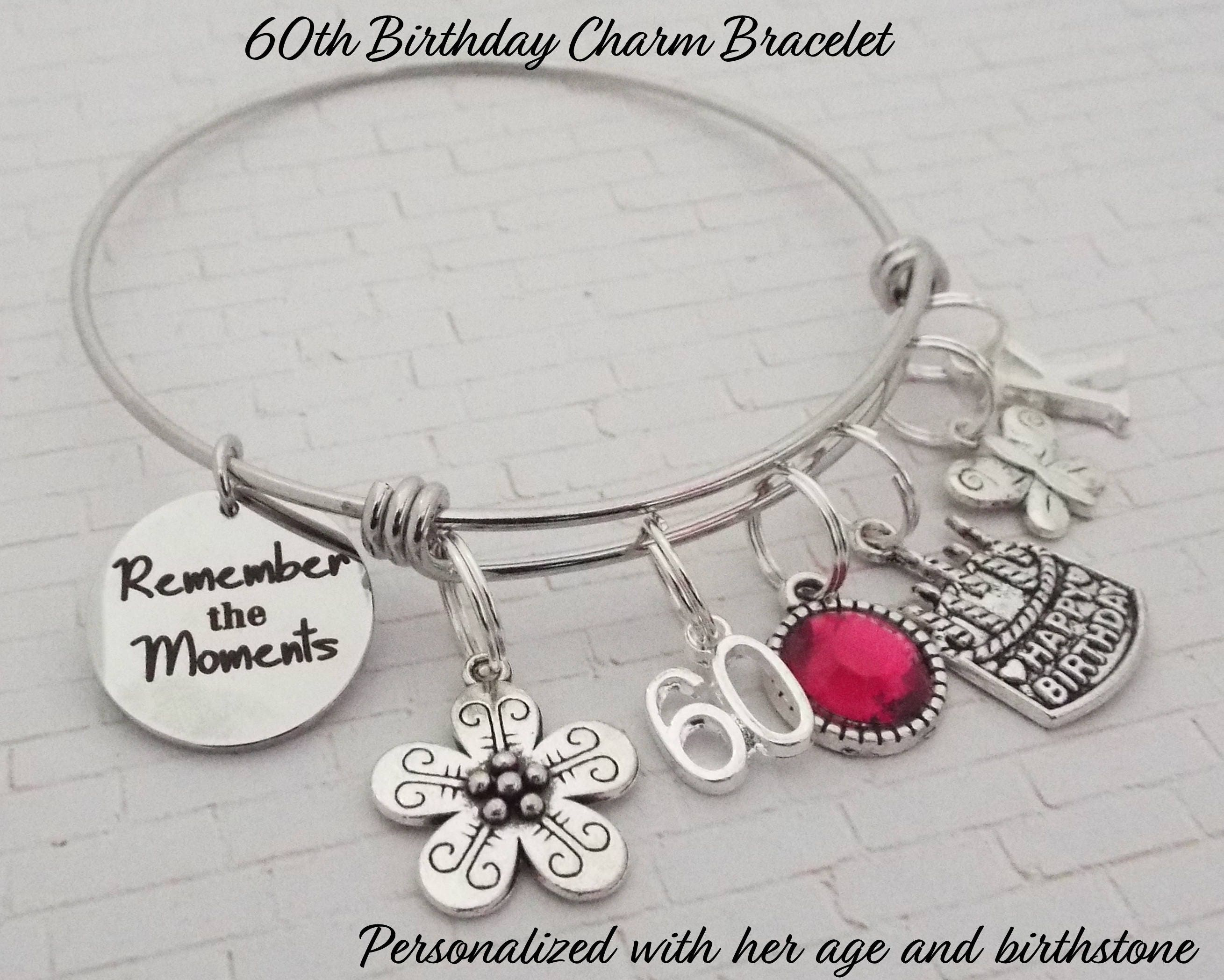 60th Birthday Gift For Woman Turning 60 Friends Her Womans