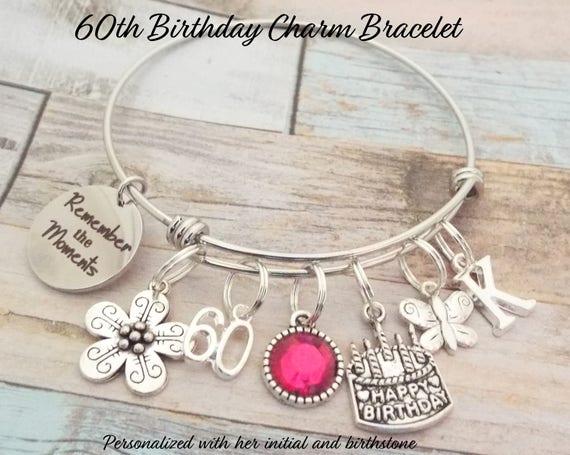 60 Geburtstagsgeschenk Geschenk Fur Frau Drehen 60 Geschenk Etsy