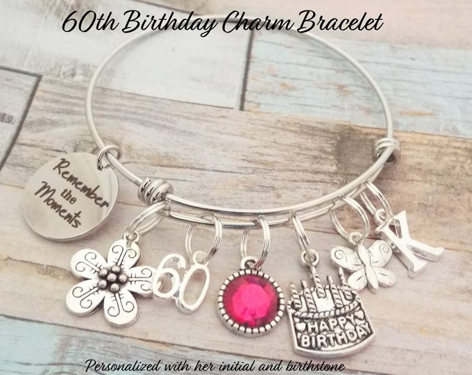 60th Birthday Gift, Gift for Woman Turning 60, Gift for Friends 60th Birthday, 60th Birthday for Her, Woman's 60th Birthday