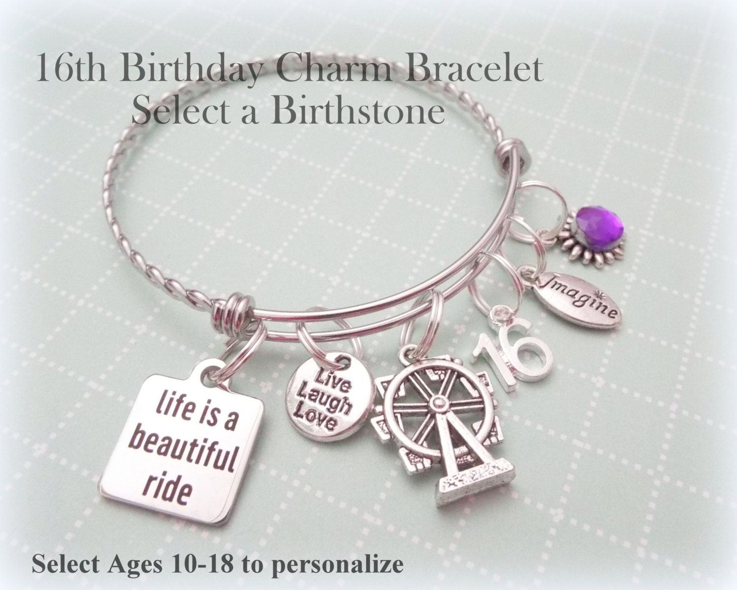 Personalized Birthday Present Gift For Teenage Girl Gallery Photo