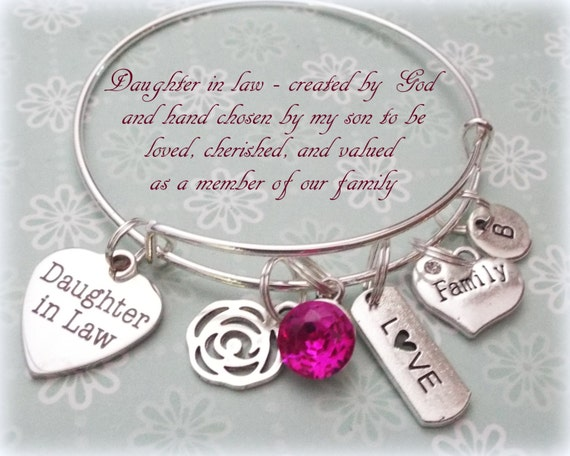 Daughter Wedding Gift: Daughter-in-Law Gift Wedding Gift For New Daughter