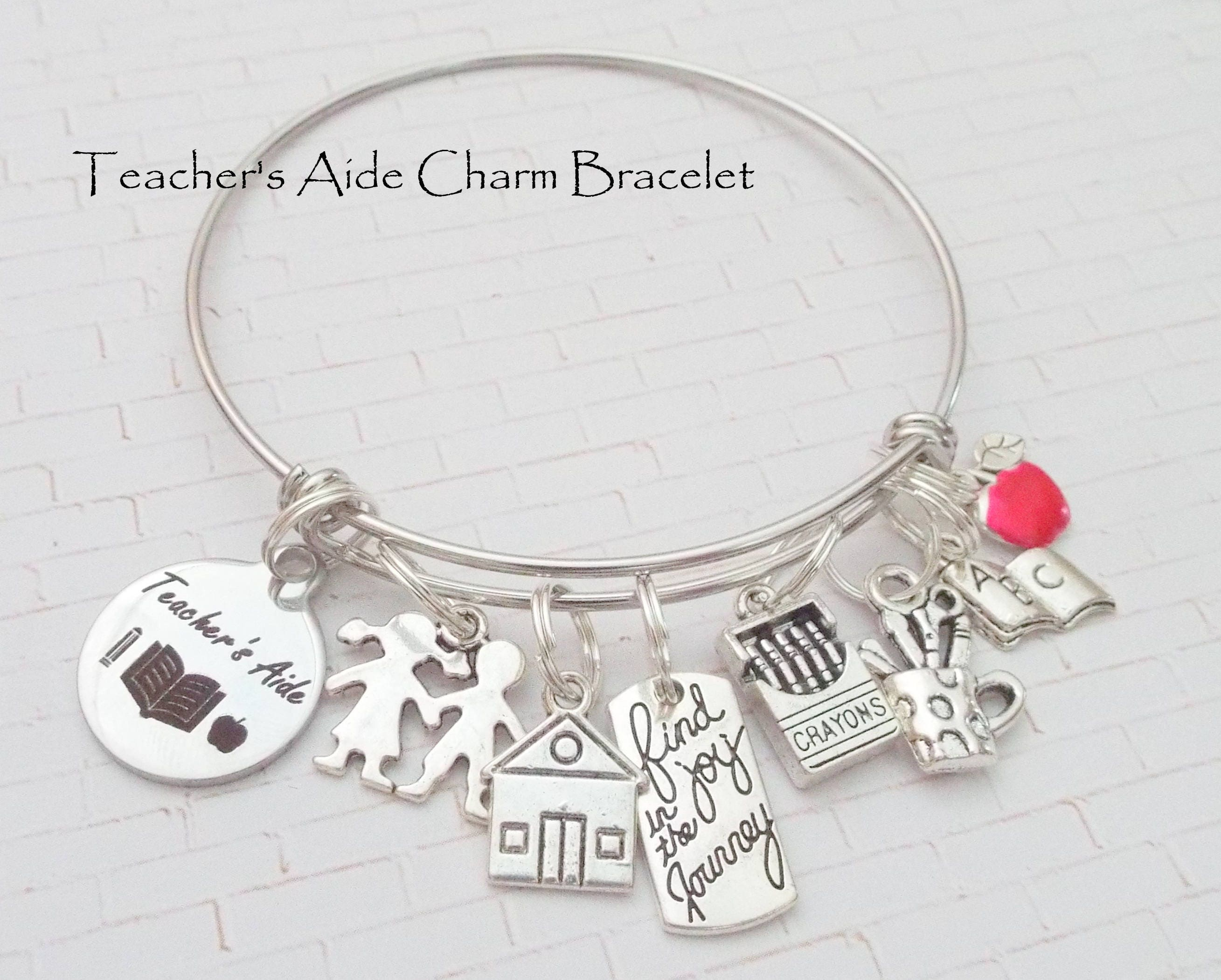 Teachers Aide Gift, Gift for Teachers Aide, Teachers Christmas Gifts ...