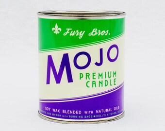 Mojo Premium Soy Candle