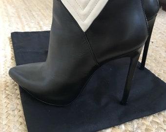 c7ec3cb5a35 Saint laurent boots | Etsy