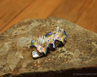 Niei the Nudibranch (Goniobranchus kuniei)