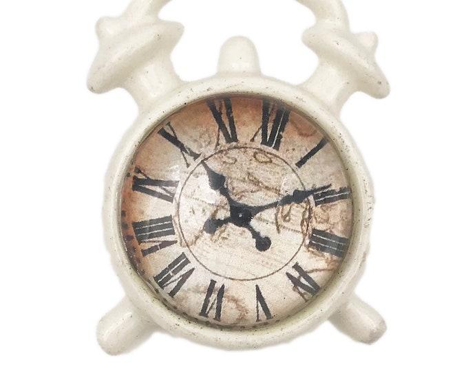 Clock Decorative Drawer Pull, Cabinet Pull, Dresser Knob