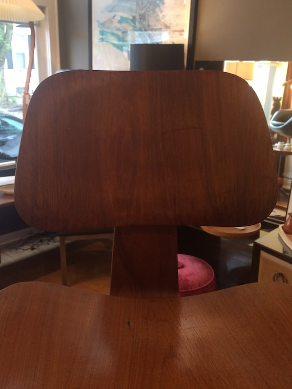 Strange Eames Early Evans Dcw Dining Chair Made From Bentwood Walnut Herman Miller Pdpeps Interior Chair Design Pdpepsorg