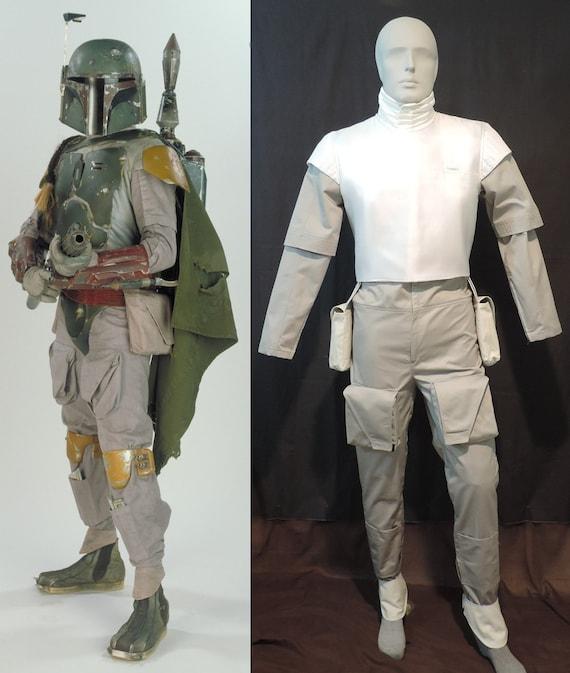 Star Wars Boba Fett ROTJ Soft Parts Suit Replica | Etsy
