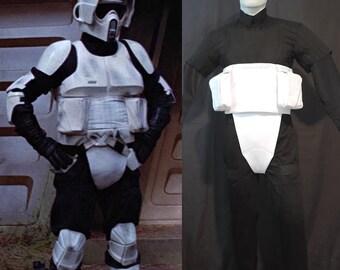 SW - Biker Scout Trooper- Complete Soft Parts - Costume Prop Armor Cosplay