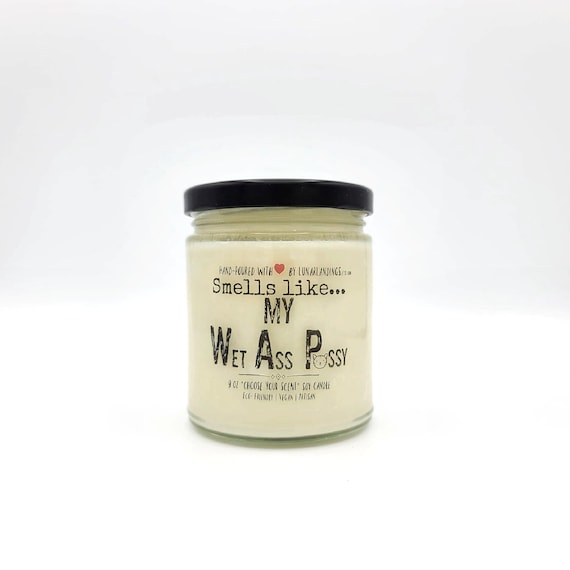 Girlfriend Birthday I Like Your Butt Soy Candle Funny Candle Gift For Her Nice Butt Gag Gift Gift For Girlfriend Wife Birthday Gift